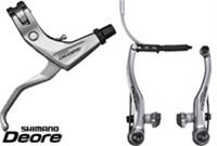 Shimano Deore BL-T611 & BR-M610